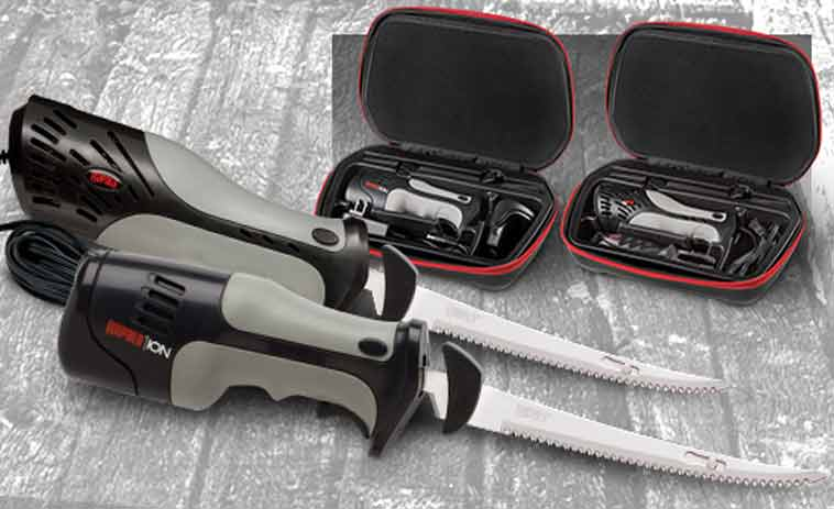 Rapala Heavy Duty Electric Fillet Knife Review