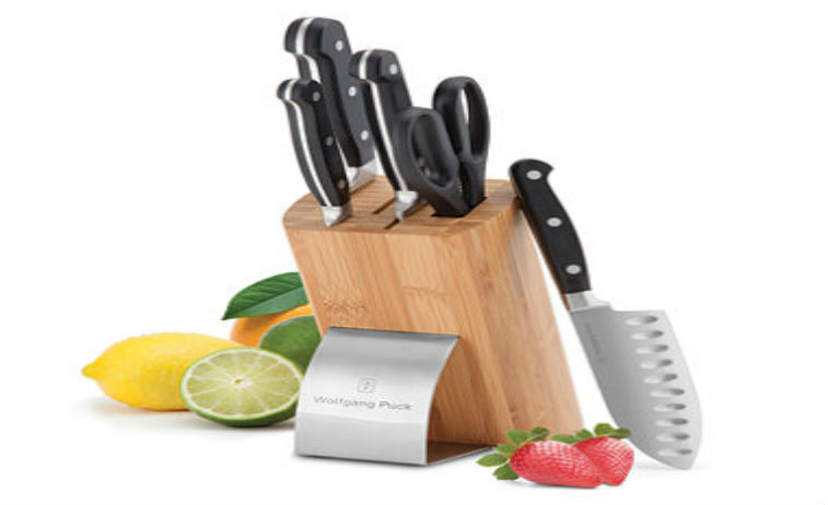 Wolfgang Puck 6 Piece Cutlery Set