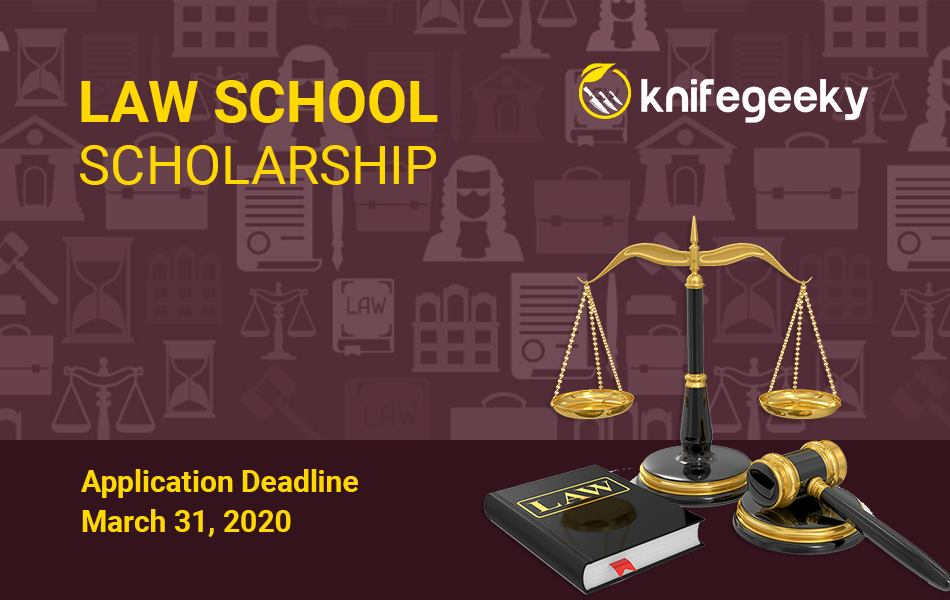 Knifegeeky.com Scholarship Offer